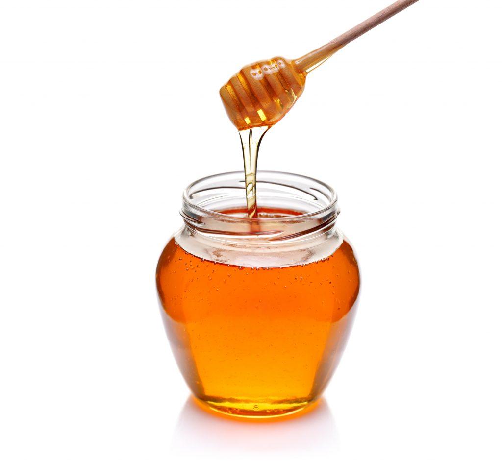 honey to remove blackheads