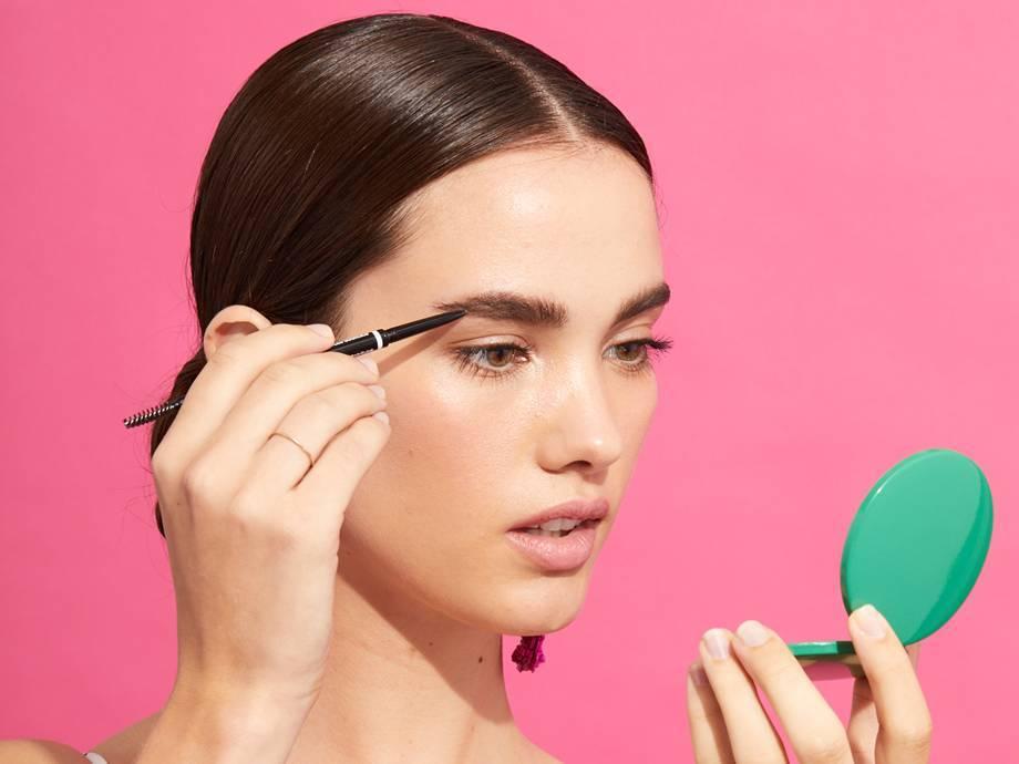 makeup hacks for eyebrows
