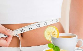 homemade drinks to lose belly fat